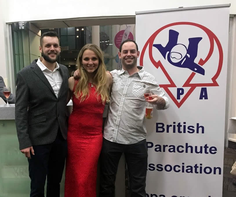 British Parachute Association Wingsuit Team