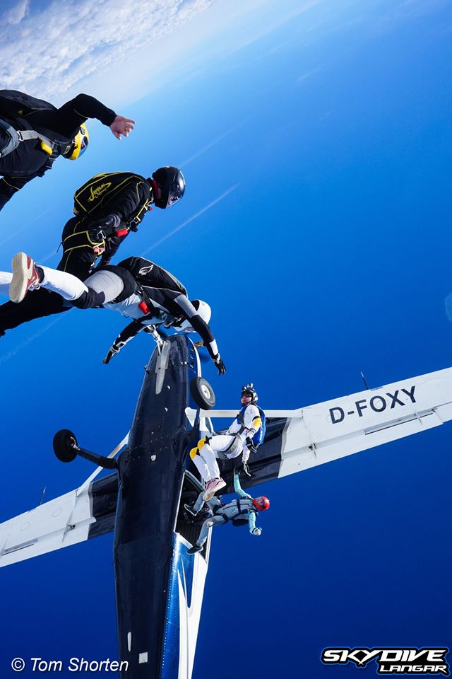 Boogie Skydiving Event