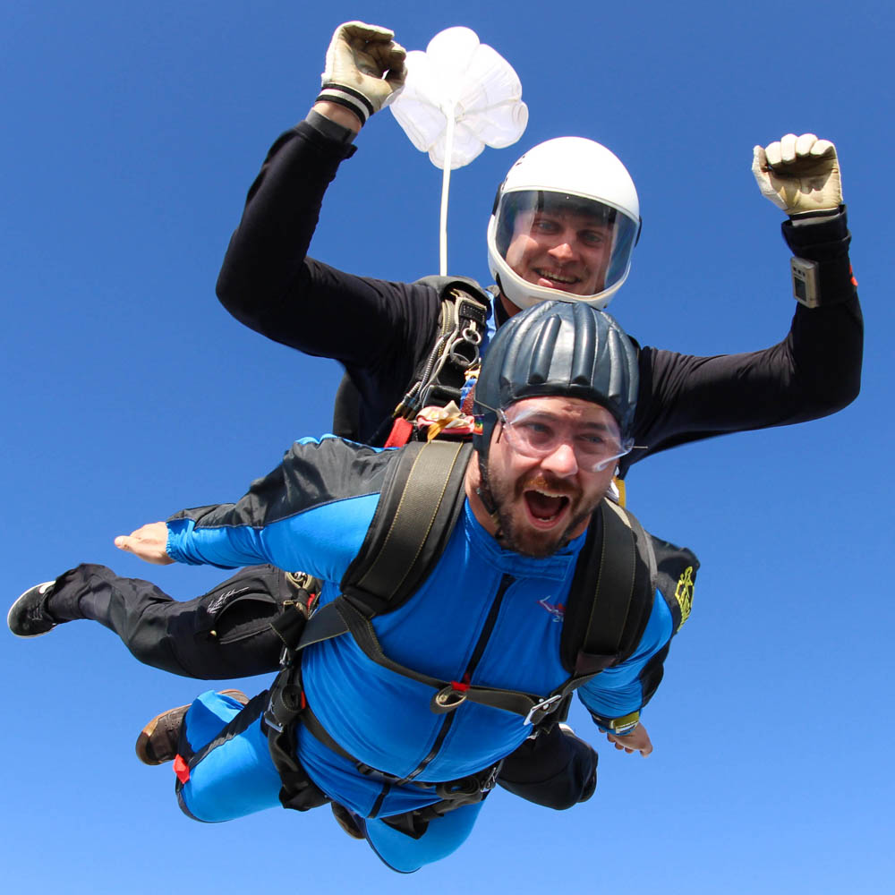 Is skydiving safe?