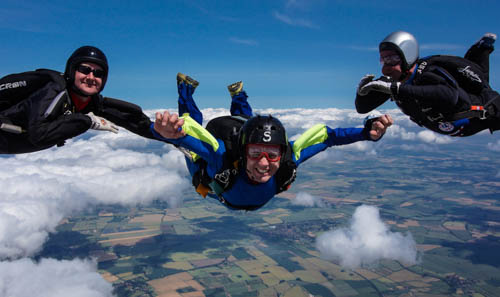 Learn to Skydive - AFF Course