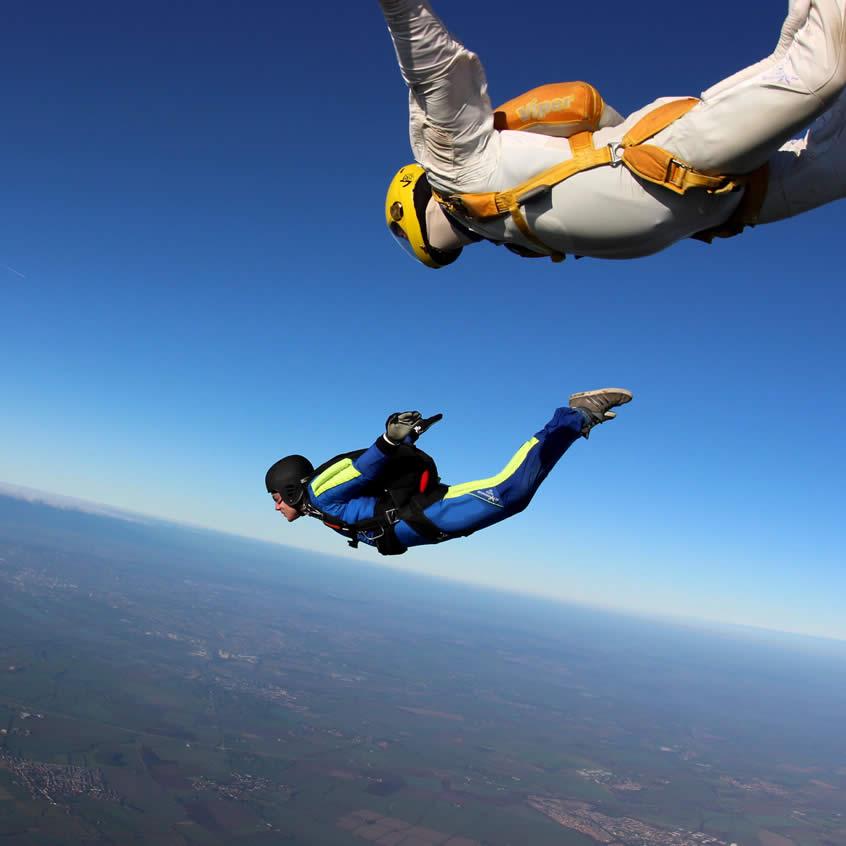 AFF Level 7 Skydive