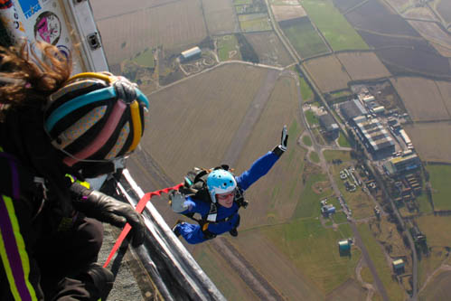 Learn to Skydive - Static Line