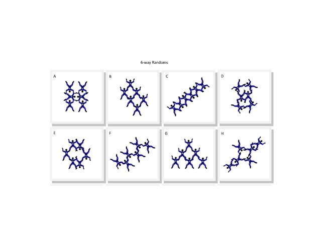 6 Way Points Diagram