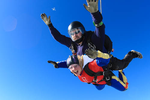 Tandem Skydive Photo Package